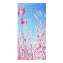 Pink Colour Shower Curtain 36  X 72  (stall)  by AnjaniArt