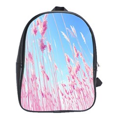 Pink Colour School Bags (xl)  by AnjaniArt