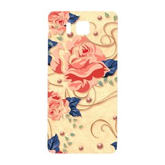 Beautiful Pink Roses Samsung Galaxy Alpha Hardshell Back Case by Brittlevirginclothing