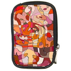 Abstract Abstraction Pattern Moder Compact Camera Cases by Amaryn4rt