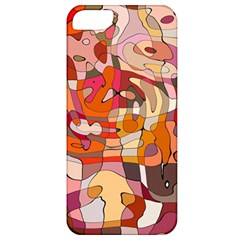 Abstract Abstraction Pattern Moder Apple Iphone 5 Classic Hardshell Case