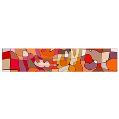 Abstract Abstraction Pattern Moder Flano Scarf (Small) by Amaryn4rt