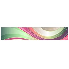 Abstract Colorful Background Wavy Flano Scarf (large) by Amaryn4rt