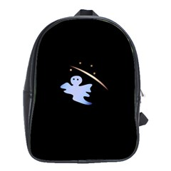 Ghost Night Night Sky Small Sweet School Bags(large)