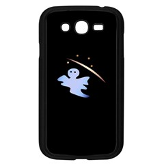 Ghost Night Night Sky Small Sweet Samsung Galaxy Grand Duos I9082 Case (black)