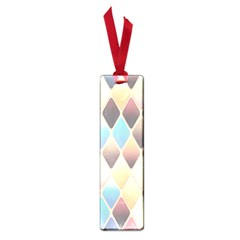 Abstract Colorful Background Tile Small Book Marks by Amaryn4rt