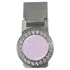 Maze Lost Confusing Puzzle Money Clips (cz)