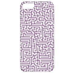 Maze Lost Confusing Puzzle Apple Iphone 5 Classic Hardshell Case