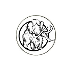 Mammoth Elephant Strong Hat Clip Ball Marker