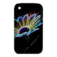Flower Pattern Design Abstract Background Iphone 3s/3gs by Amaryn4rt
