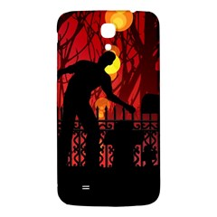 Horror Zombie Ghosts Creepy Samsung Galaxy Mega I9200 Hardshell Back Case