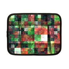Paper Background Color Graphics Netbook Case (small)  by Amaryn4rt