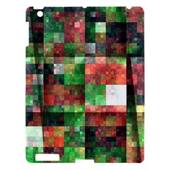 Paper Background Color Graphics Apple Ipad 3/4 Hardshell Case