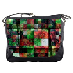 Paper Background Color Graphics Messenger Bags