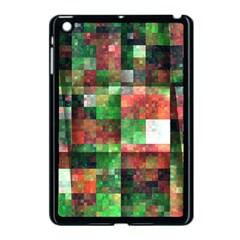 Paper Background Color Graphics Apple Ipad Mini Case (black)