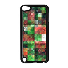 Paper Background Color Graphics Apple Ipod Touch 5 Case (black)