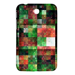 Paper Background Color Graphics Samsung Galaxy Tab 3 (7 ) P3200 Hardshell Case  by Amaryn4rt