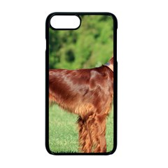 Irish Setter Full Apple iPhone 7 Plus Seamless Case (Black) by TailWags