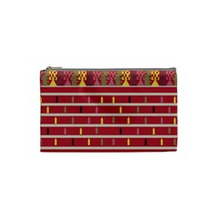 Screen Shot Cosmetic Bag (small)  by AnjaniArt