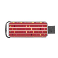 Screen Shot Portable Usb Flash (two Sides) by AnjaniArt