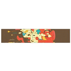 Shadow Advance Flano Scarf (small) by AnjaniArt