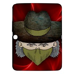 Illustration Drawing Vector Color Samsung Galaxy Tab 3 (10 1 ) P5200 Hardshell Case