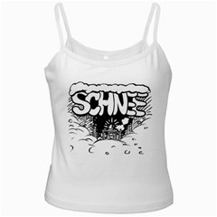 Snow Removal Winter Word Ladies Camisoles by Amaryn4rt