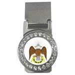 Scottish Rite Watch Money Clip (CZ)