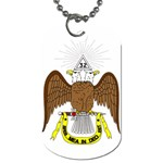 Scottish Rite Watch Dog Tag (One Side)