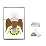 Scottish Rite Watch Flip Top Lighter