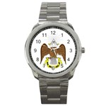 Scottish Rite Watch Sport Metal Watch