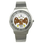 Scottish Rite Watch Stainless Steel Watch
