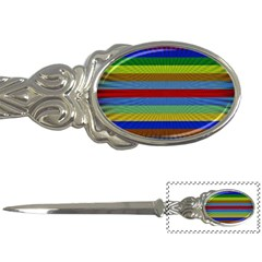 Pattern Background Letter Openers by Amaryn4rt