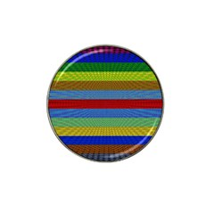 Pattern Background Hat Clip Ball Marker (10 Pack) by Amaryn4rt