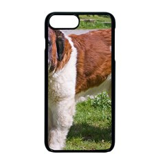St Bernard Full Apple iPhone 7 Plus Seamless Case (Black) by TailWags