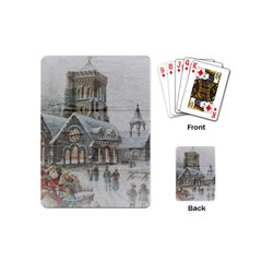 Santa Claus Nicholas Playing Cards (mini)