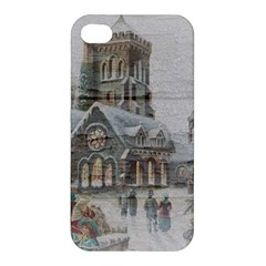 Santa Claus Nicholas Apple Iphone 4/4s Hardshell Case