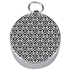 Tramas On Pinterest Geometric Patterns Silver Compasses by AnjaniArt