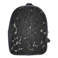 Texture Network School Bags(large)  by AnjaniArt