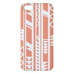 Tribal Pattern Iphone 5s/ Se Premium Hardshell Case by AnjaniArt