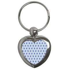 Tumblr Cute Tardis Key Chains (heart)  by AnjaniArt