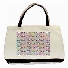 Tumblr Unicorns Basic Tote Bag