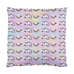 Tumblr Unicorns Standard Cushion Case (two Sides) by AnjaniArt