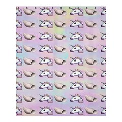 Tumblr Unicorns Shower Curtain 60  X 72  (medium)  by AnjaniArt
