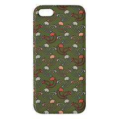 Tumblr Static Final Colour Iphone 5s/ Se Premium Hardshell Case by AnjaniArt