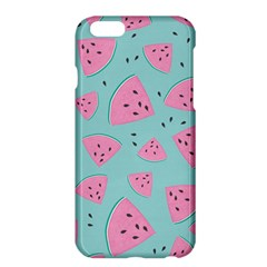 Watermelon Red Blue Apple Iphone 6 Plus/6s Plus Hardshell Case