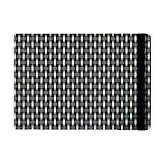 Webbing Woven Bamboo iPad Mini 2 Flip Cases by AnjaniArt
