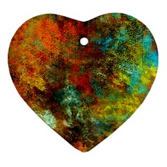 Mixed Abstract Ornament (heart)  by theunrulyartist