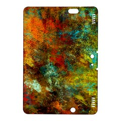 Mixed Abstract Kindle Fire Hdx 8 9  Hardshell Case by theunrulyartist