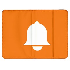 Bell Orange Copy Samsung Galaxy Tab 7  P1000 Flip Case by Jojostore